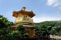 Jardín de Nan Lian Foto de archivo libre de regalías
