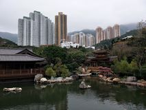 Jardín de Nan Lian Fotos de archivo