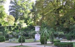 Jardín de Orangerie de Sanssouci en Potsdam, Alemania imágenes de archivo libres de regalías