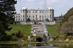 Jardín de Powerscourt Imágenes de archivo libres de regalías