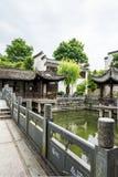 Jardín de Renhe Fotografía de archivo