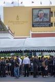 Jardín de rey Rama 9 Foto de archivo libre de regalías