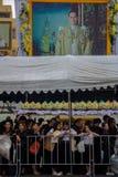 Jardín de rey Rama 9 Fotos de archivo