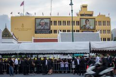 Jardín de rey Rama 9 Fotos de archivo libres de regalías