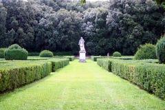 Jardín de Rinascimental Fotos de archivo libres de regalías