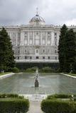 Jardín de Sabatini Fotos de archivo
