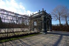 Jardín de Schönbrunn Fotos de archivo