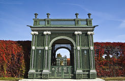 Jardín de Schonbrunn Foto de archivo