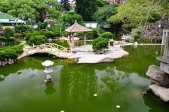 Jardín de Shuzhuang en la isla de Gulang Fotografía de archivo