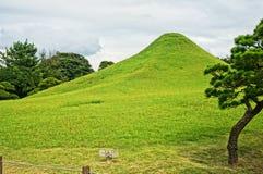 Jardín de Suizenji en Kumamoto Imágenes de archivo libres de regalías