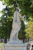 Jardín de Tuileries Fotografía de archivo