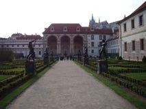 Jardín de Valdstein Fotos de archivo libres de regalías