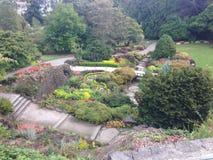 Jardín de Vancouver Foto de archivo libre de regalías