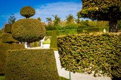 Jardín de Versalles Fotos de archivo libres de regalías