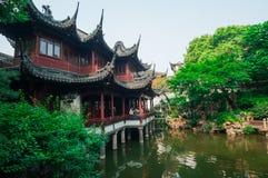 Jardín de Yuyuan Foto de archivo