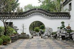 Jardín del chino tradicional Imagenes de archivo