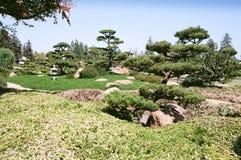 Jardín 4 del estilo japonés Fotos de archivo libres de regalías