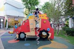 Jardín del juguete Fotos de archivo libres de regalías