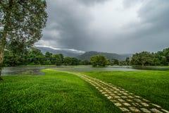 Jardín del lago Taiping Fotos de archivo libres de regalías