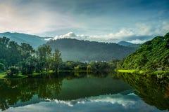 Jardín del lago Taiping Fotografía de archivo