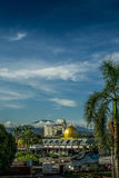 Jardín del lago Taiping Fotografía de archivo libre de regalías