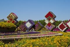 Jardín del milagro, Dubai Fotografía de archivo