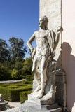 Jardín del palacio de Oeiras Fotografía de archivo