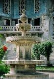 Jardín del palacio de Topkapi Imagen de archivo libre de regalías