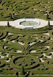 Jardín 'del palacio del retrete de t Imagenes de archivo