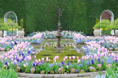 Jardín del resorte Fotos de archivo