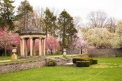 Jardín del resorte Foto de archivo