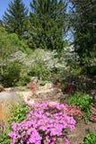 Jardín del resorte - Hamilton, NJ Foto de archivo libre de regalías