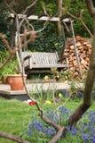 Jardín del verano fotografía de archivo libre de regalías