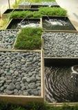 Jardín del zen foto de archivo
