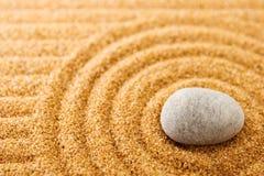 Jardín del zen imagen de archivo libre de regalías