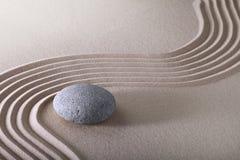 Jardín del zen fotografía de archivo