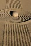 Jardín del zen Fotos de archivo libres de regalías