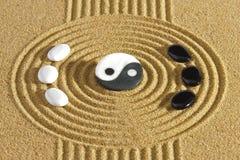 Jardín del zen de Japón imagen de archivo libre de regalías