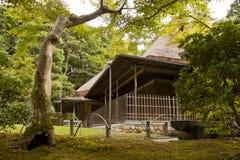 Jardín del zen de Yoshikien Fotografía de archivo libre de regalías