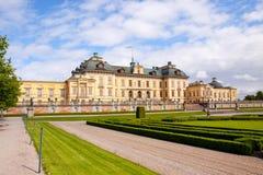 Jardín Drottningholm Imágenes de archivo libres de regalías
