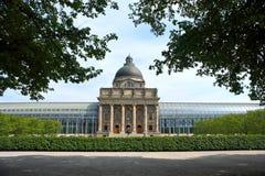Jardín en Munich Fotografía de archivo