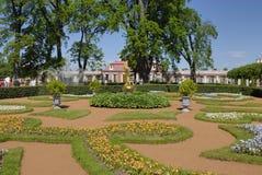Jardín en Rusia Fotos de archivo
