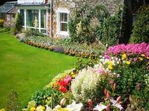 Jardín escocés Imagen de archivo