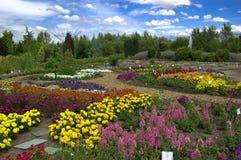 Jardín hermoso Fotografía de archivo libre de regalías