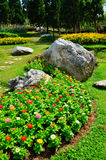 Jardín hermoso Fotos de archivo