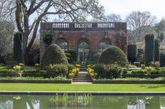 Jardín inglés fotografía de archivo