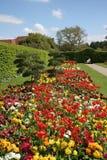Jardín inglés Fotos de archivo libres de regalías