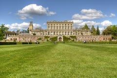 Jardín Inglaterra de Cliveden en HDR Fotos de archivo