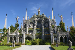 Jardín italiano Imágenes de archivo libres de regalías