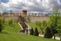 Jardín italiano. foto de archivo